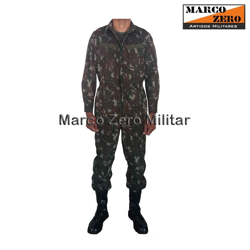 FARDA ALTA SOLIDEZ LISA – Marco Zero Militar b48832d37a8